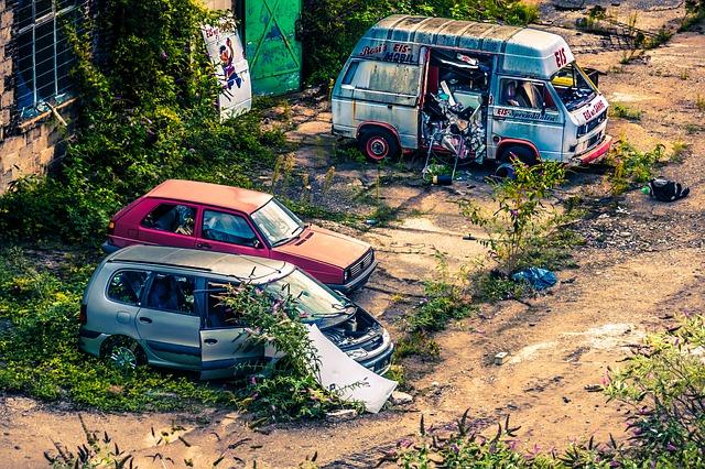 car scrap in meethapur
