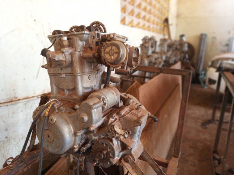 engine, garage, repair